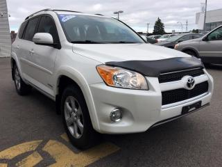 Used 2012 Toyota RAV4 Awd Ltd 4a for sale in Gatineau, QC