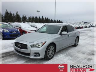 Used 2014 Infiniti Q50 AWD *** 33 760 KM*** for sale in Beauport, QC