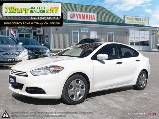 Used 2014 Dodge Dart SE. *6 speed manual. Smooth Ride* for sale in Tilbury, ON