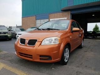 Used 2007 Pontiac Wave for sale in St-Eustache, QC
