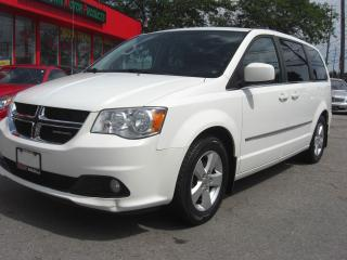 Used 2011 Dodge Grand Caravan Crew Plus for sale in London, ON