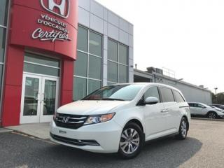 Used 2015 Honda Odyssey EX-RES for sale in Victoriaville, QC