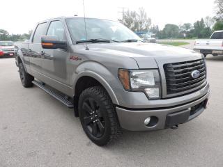 Used 2012 Ford F-150 FX4. Leather. 4X4. Loaded for sale in Gorrie, ON