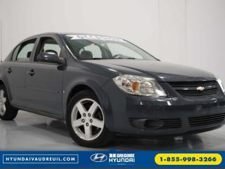 Used 2008 Chevrolet Cobalt LT A/C CRUISE for sale in Vaudreuil-dorion, QC