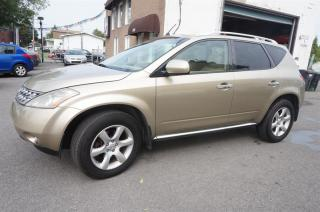 Used 2007 Nissan Murano AWD 4DR for sale in Mascouche, QC