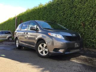 Used 2017 Toyota Sienna for sale in Surrey, BC