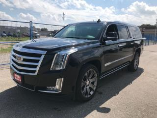 Used 2015 Cadillac Escalade ESV Premium for sale in Brampton, ON
