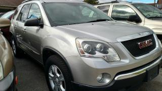 Used 2008 GMC Acadia SLE for sale in Sarnia, ON