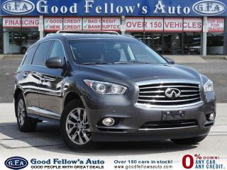 Used 2014 Infiniti QX60 PREMIUM Pkg, 3.5 LITER, AWD, LEATHER SEATS,SUNROOF for sale in Toronto, ON
