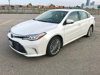 Used 2017 Toyota Avalon Limited for sale in Mississauga, ON