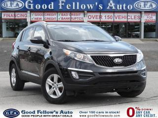 Used 2015 Kia Sportage LX MODEL, 4CYL 2.4 LITER, HEATED SEATS for sale in Toronto, ON