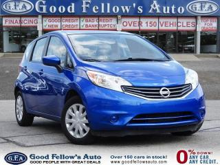 Used 2015 Nissan Versa Note SV MODEL, REARVIEW CAMERA for sale in Toronto, ON