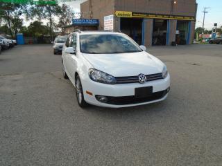 Used 2014 Volkswagen Golf Wagon WOLFSBURG EDITION for sale in North York, ON