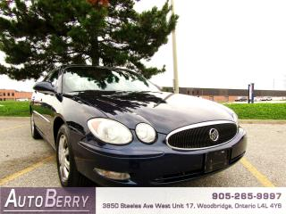 Used 2007 Buick Allure CX -  3.8L  FWD for sale in Woodbridge, ON