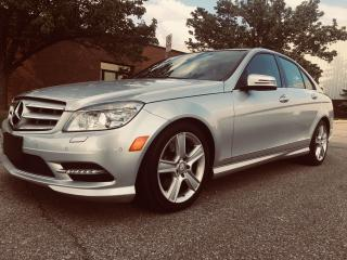 Used 2011 Mercedes-Benz C 300 4MATIC Sport Package for sale in Mississauga, ON