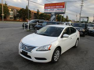 Used 2013 Nissan Sentra SV for sale in Toronto, ON