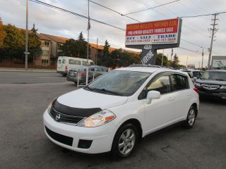 Used 2012 Nissan Versa 1.8 S for sale in Toronto, ON