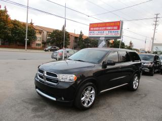Used 2011 Dodge Durango SXT for sale in Toronto, ON
