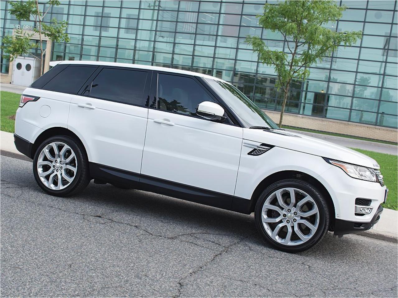 2014 Land Rover Range Rover Sport V8|SC|NAVI|DUAL DVD|360 CAMERA|22 inch ALLOYS