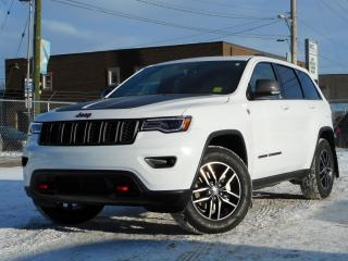 New 2018 Jeep Grand Cherokee WKJR74 for sale in Cold Lake, AB