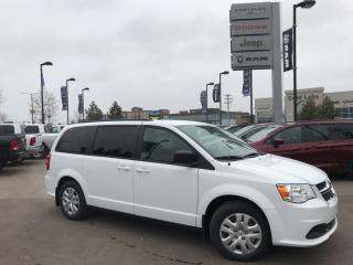 New 2019 Dodge Grand Caravan GRAND CARAVAN SE FWD for sale in Cold Lake, AB