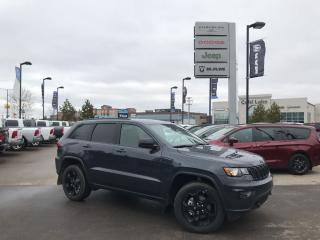 New 2018 Jeep Grand Cherokee Grand Cherokee Laredo 4x4 for sale in Cold Lake, AB