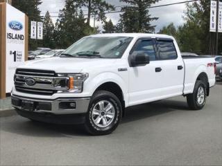 New 2018 Ford F-150 XLT FX4 V8 SuperCrew for sale in Duncan, BC