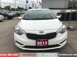 Used 2015 Kia Forte for sale in London, ON