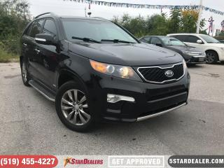 Used 2013 Kia Sorento SX | NAV | LEATHER | ROOF | AWD for sale in London, ON