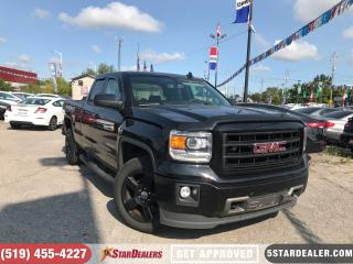 Used 2015 GMC Sierra 1500 | ONE OWNER | 4X4 for sale in London, ON