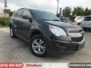 Used 2014 Chevrolet Equinox 1LT | CAM | HEATED SEATS | BLUETOOTH for sale in London, ON