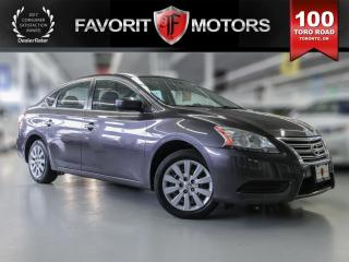 Used 2013 Nissan Sentra 1.8 SV, Bluetooth, USB/AUX Ports, Satelite Radio for sale in North York, ON