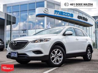Used 2014 Mazda CX-9 GS, NO ACCIDENTS, 1.9% FINANCE AVAILABLE, REAR-CAM for sale in Mississauga, ON