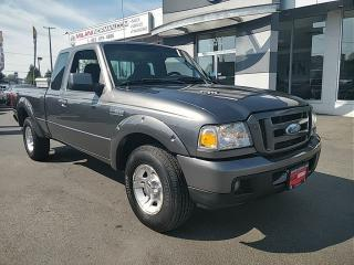 Used 2007 Ford Ranger Sport **CLEAN** ONLY 130,000KMS for sale in Langley, BC