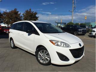 Used 2012 Mazda MAZDA5 GS**Keyless Entry**A/C**Power Windows** for sale in Mississauga, ON