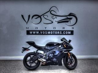 Used 2017 Yamaha YZF-R6 - Free Delivery in GTA** for sale in Concord, ON