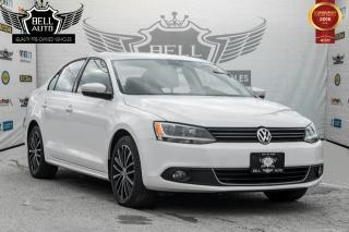 Used 2014 Volkswagen Jetta HIGHLINE TDI NAVIGATION BACK-UP CAMERA SUNROOF LEATHER for sale in Toronto, ON