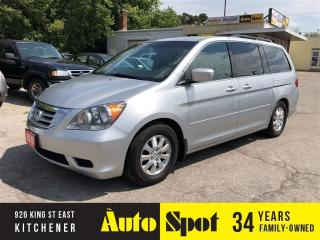 Used 2010 Honda Odyssey EX-L/LOADED/DVD/PRICED-QUICK SALE! for sale in Kitchener, ON