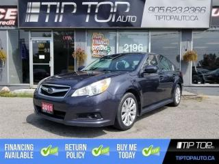 Used 2011 Subaru Legacy 2.5i Prem **AWD, Sunroof, Manual, No Accidents ** for sale in Bowmanville, ON