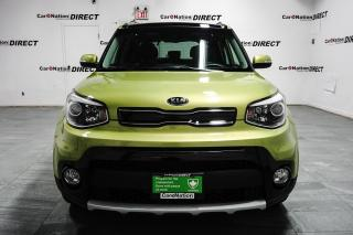 Used 2017 Kia Soul EX Premium| LEATHER| PANO ROOF| PUSH START| for sale in Burlington, ON