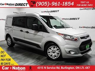 Used 2016 Ford Transit Connect XLT w/Dual Sliding Doors| NAVI| BACK UP CAMERA| for sale in Burlington, ON