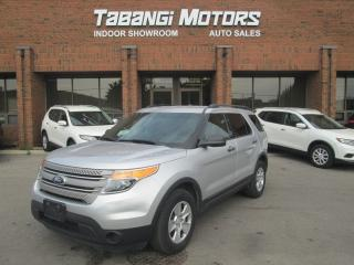Used 2013 Ford Explorer XLT | NO ACCIDENTS | BACK UP CAMERA | BLUETOOTH for sale in Mississauga, ON