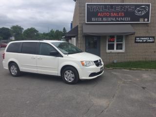 Used 2012 Dodge Grand Caravan SE for sale in Kingston, ON