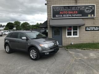 Used 2010 Ford Edge Limited for sale in Kingston, ON