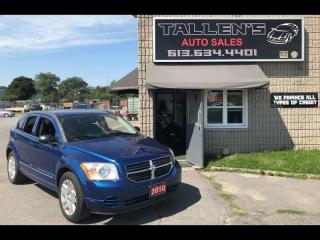 Used 2010 Dodge Caliber SXT for sale in Kingston, ON