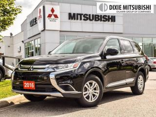 Used 2016 Mitsubishi Outlander ES| AWC|5 SEATER| CLEAN HISTORY| for sale in Mississauga, ON