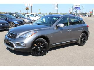Used 2016 Infiniti QX50 Premium/gps for sale in St-Eustache, QC
