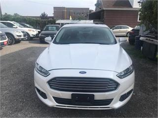Used 2014 Ford Fusion SE for sale in Hamilton, ON