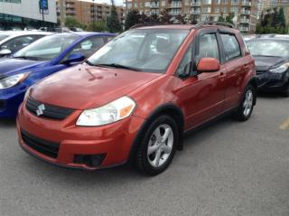 Used 2009 Suzuki SX4 for sale in Montréal, QC