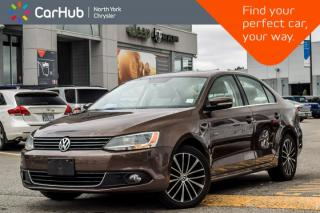 Used 2014 Volkswagen Jetta Sedan Highline TDI|Sunroof|Sat|Bluetooth|Heat Frnt.Seats|17